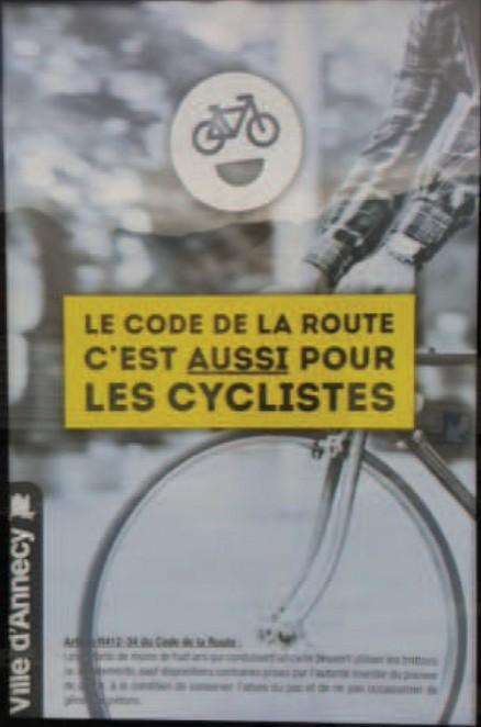 quiz code de la route pour cyclistes cyclos thonon. Black Bedroom Furniture Sets. Home Design Ideas