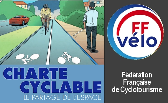 Charte cyclable