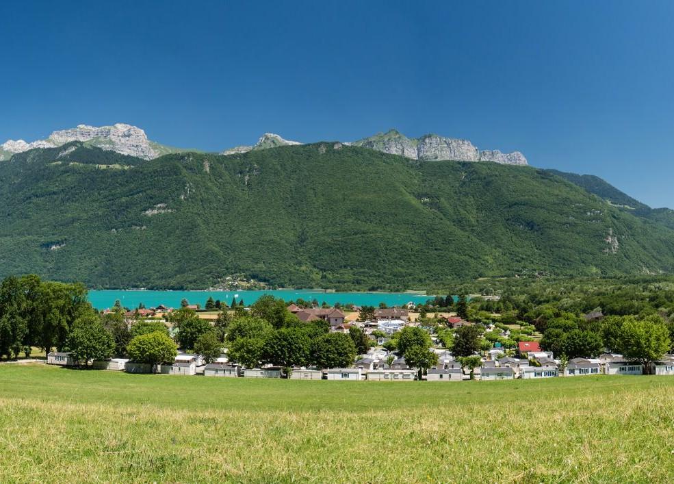Base VTT des Sources du Lac d'Annecy