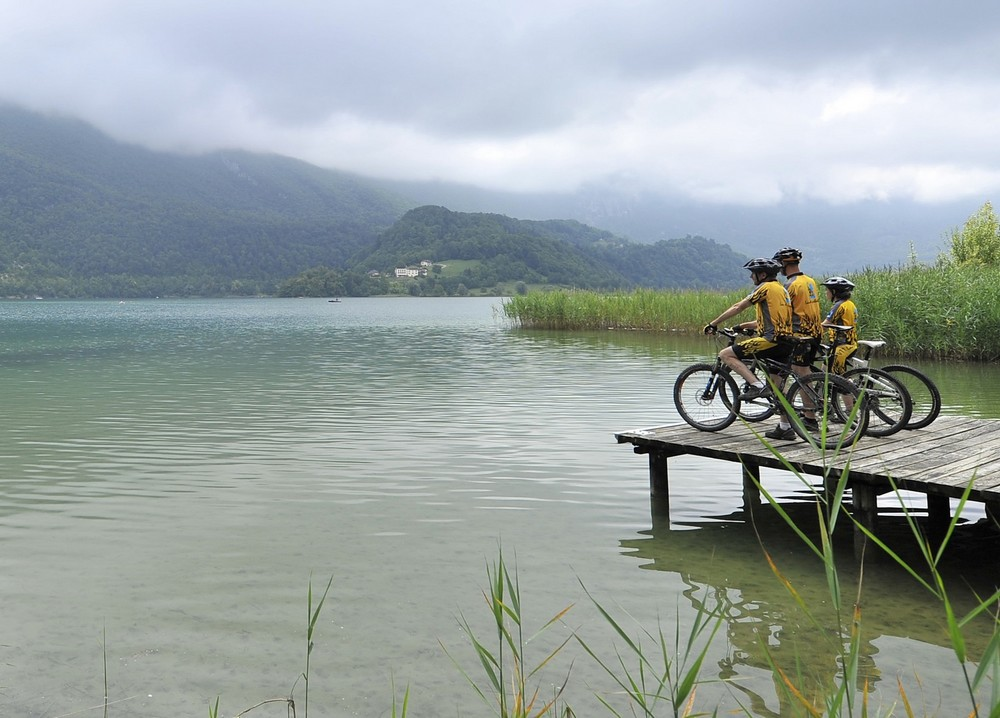 Base VTT Pays du lac d'Aiguebelette