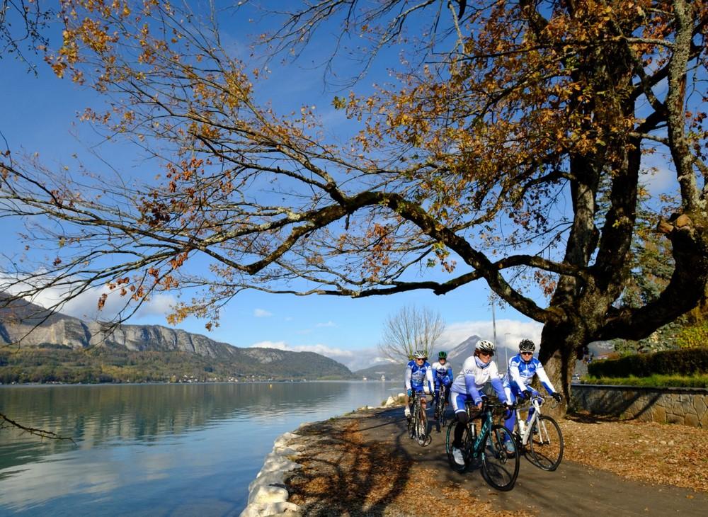 Tour du Léman cyclo